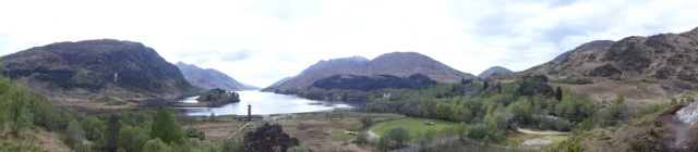 Glenfinnan panorama verkleind
