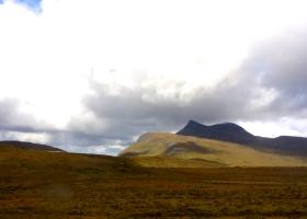 Landschap Assynt 7