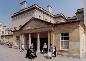 Bath Assembly Room, nu prachtig Kostuum Museum