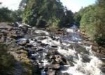 Killin watervallen