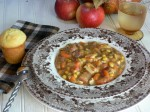 Quick Seafood Chowder for Fall