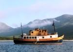 Een van de boten