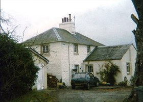 Rigg Cottage buitenkant