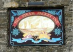 The Steam Packet Inn bord