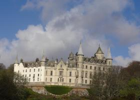 Dun Robin Castle