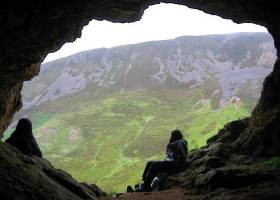 Inchnadamph cave