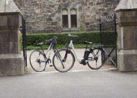 fietsen in Donegal