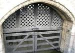 Traitor's Gate bij Tower of London