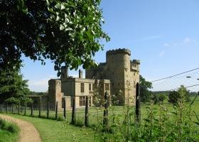 Belsay Castle