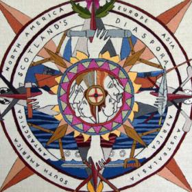 Diaspora Tapestry