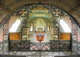 the Italian Chapel 4