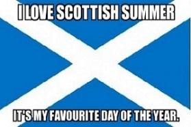 Craigend Schotse humor