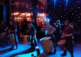 Visit Scotland Expo 2014 de band klein