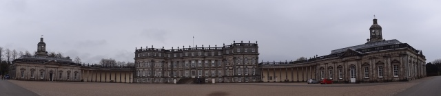 Hopetoun House panorama1