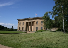 Belsay Hall klein