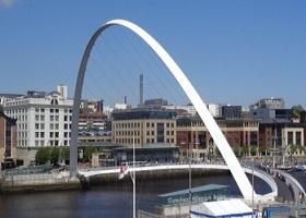 Millennium Bridge klein