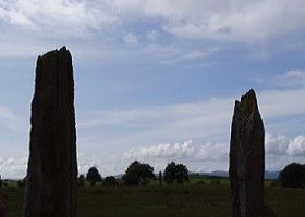 Machrie Stonecircles and standing stones (1) klein