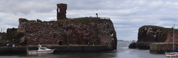 Dunbar Castle kleiner