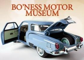 Bo'ness Motor Museum