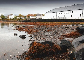 Talisker op Isle of Skye