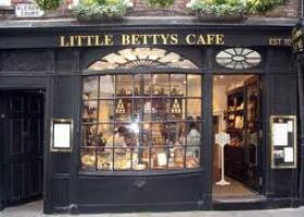 Little Betty's
