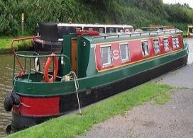 Narrowboat 500