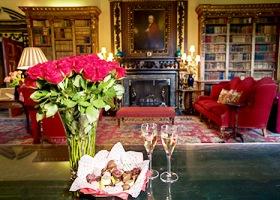 Champagne Afternoon Tea tijdens Valentine Day