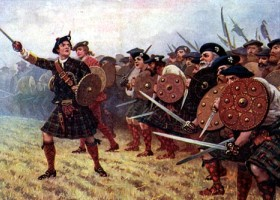 Jacobites in Culloden