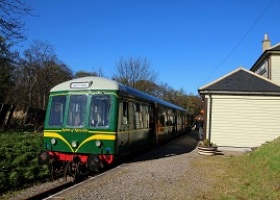 Keith & Dufftown Railway