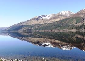 Loch Cluanie klein