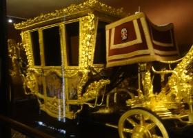 Arlington Court gouden koets