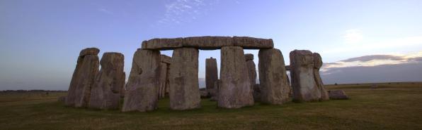 Stonehenge panorama klein