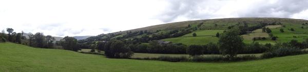 Ribblehead naar Dent (19) panorama klein