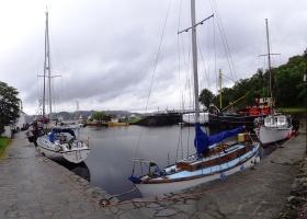 Crinan Canal en Crinan (19) klein