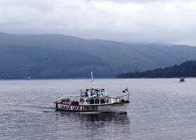 Loch Lomond met Cruise Loch Lomond vanuit Luss (13) klein