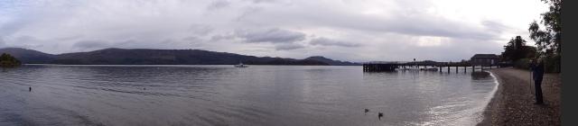 Luss aan Loch Lomond (7)