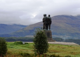 Spean Bridge Commando Memorial (1) klein