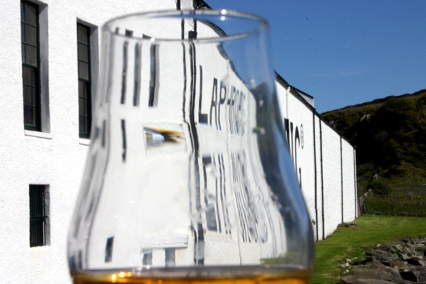 @Laphroaig Distillery blog