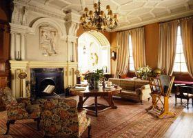Highclere Castle interior