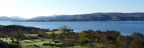 Lochside Follies met tuin