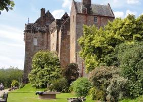 Brodick Castle klein