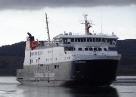 CalMac veerboot van Islay