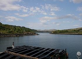 Veerboot Fishnish naar Lochaline (1) klein