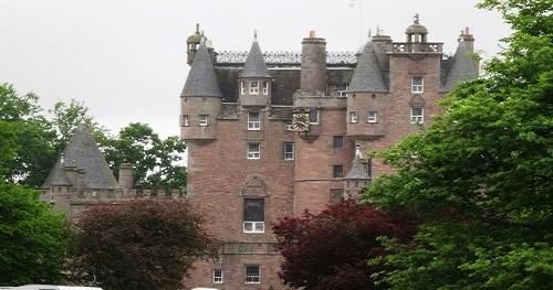 Glamis Castle @HYlstra