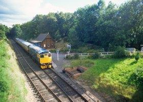 Bo'ness Kinneil Railway @VisitScotland  Paul Tomkins