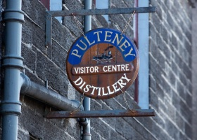 Old Pulteney Distillery @VisitScotland